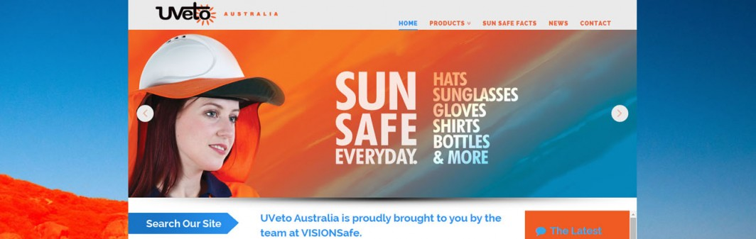 new uveto website